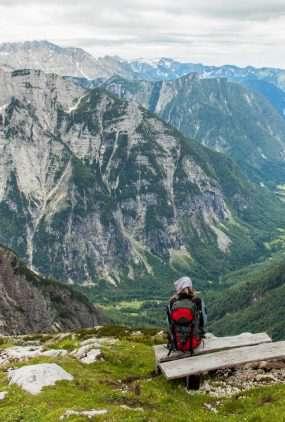 Slovenië het wandelparadijs