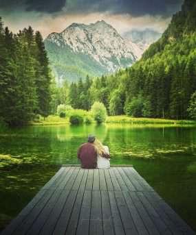Slovenië, een romantische ervaring