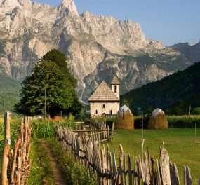 National park Albanië