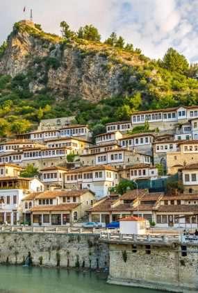 Mooiste steden van Albanië