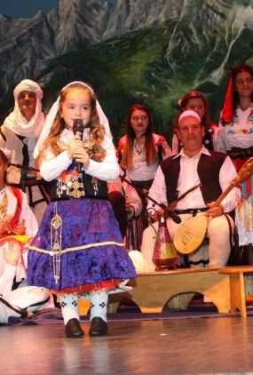 Nationaal festival Albanië
