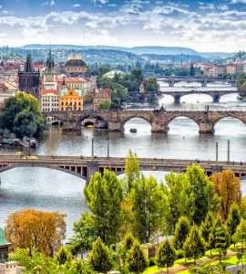 Programma Van Strakonice naar Zuid Bohemen