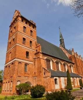 Onze-Lieve-Vrouwen kerk van Czestochowa - Polen