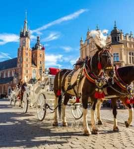 Programma Warschau en Krakau