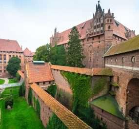Slot Malbork in Polen