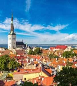 Programma De Baltische staten