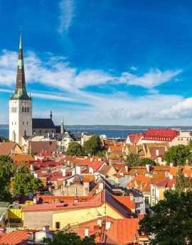 De Baltische staten
