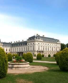 Festetics kasteel - Helikon kasteel museum - Hongarije