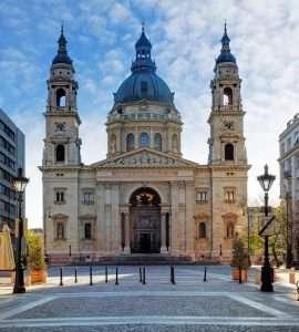 Programma Stedentrip Budapest