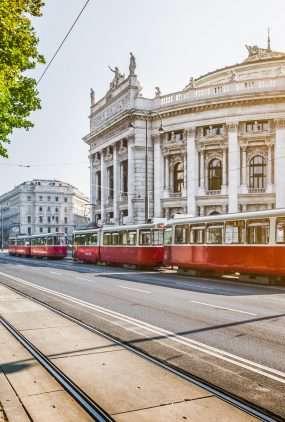 Wiener Ringstrasse Wenen