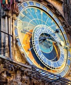 Het astronomische uurwerk Praag