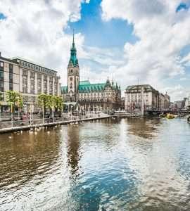 Programma Stedentrip Hamburg en Kopenhagen