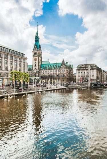 Stedentrip Hamburg en Kopenhagen